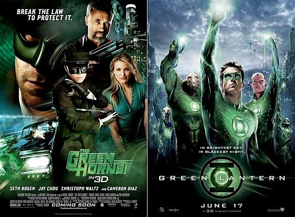 green arrow film