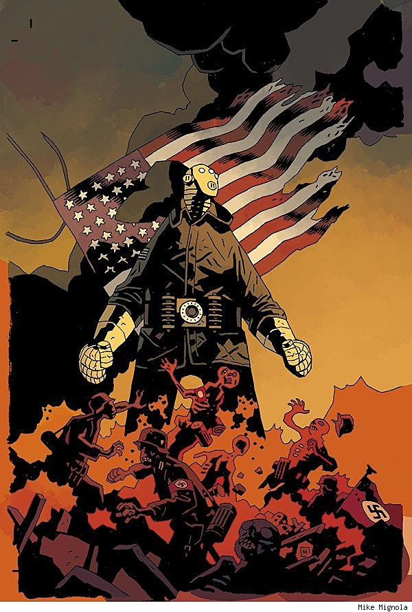 First Look Jason Latour And Mike Mignola Team Up For