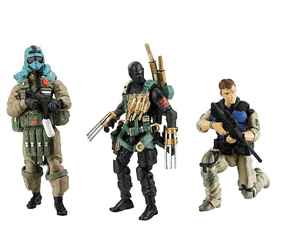 Toy Fair 2013 Hasbro S G I Joe Retaliation Action