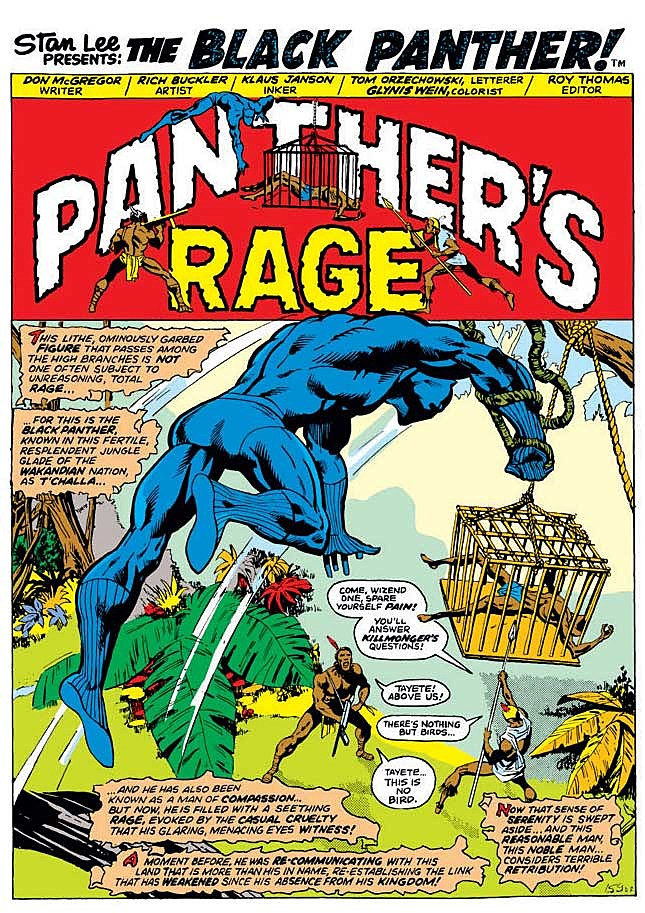 How Black Panther Pioneered Modern Comics With Panther S Rage