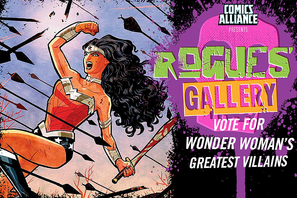 rogues gallery who is wonder woman s greatest enemy