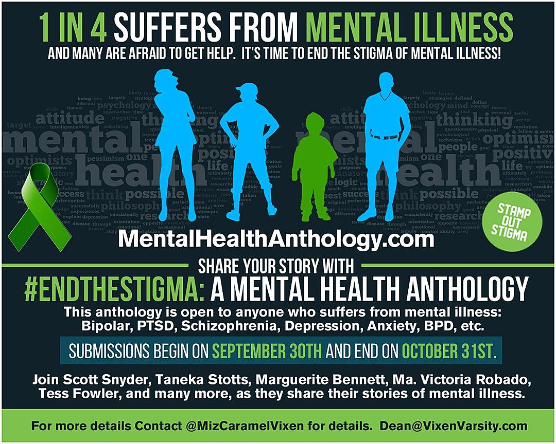 Tee Franklin Assembles Creators For Mental Health Anthology