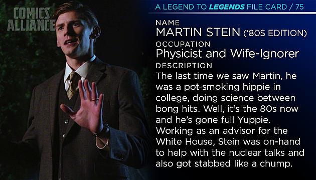 speech about legends