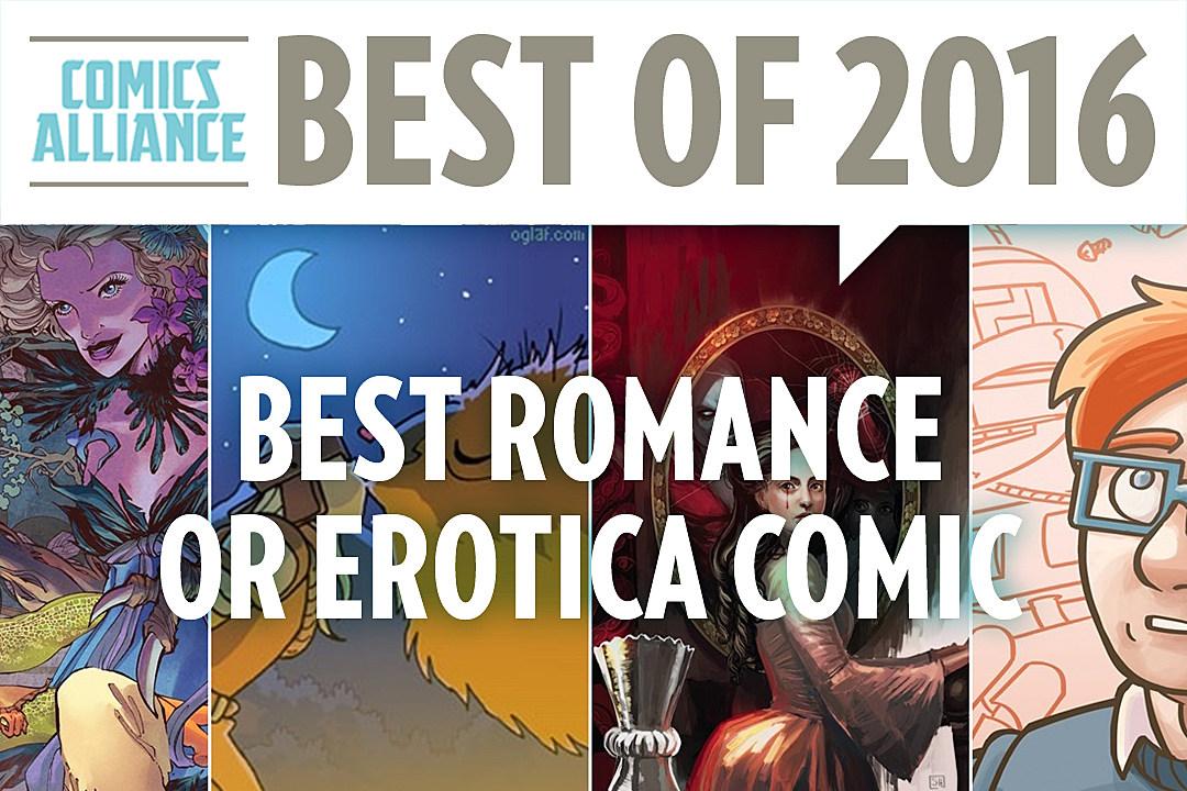 Comicsalliance S Best Of 2016 Best Romance Erotica Comic