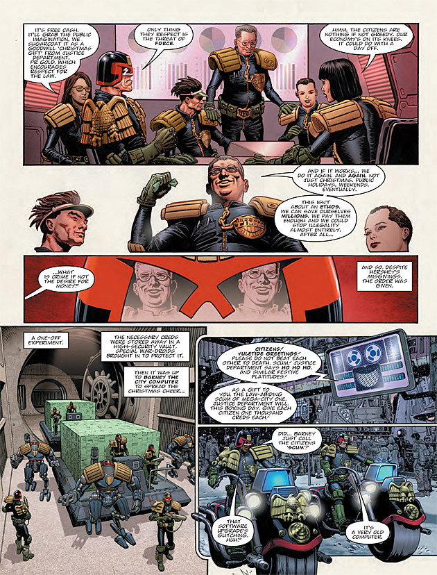 Justice Offers Up A Holiday Bribe In 2000 Ad 2011 Preview