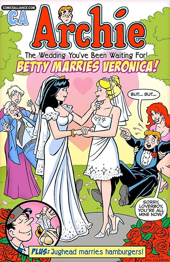 Archie cartoon pic sex veronica