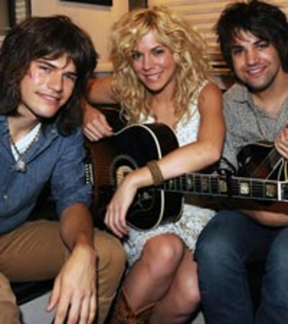 The Band Perry Reveal Their Celebrity Crushes