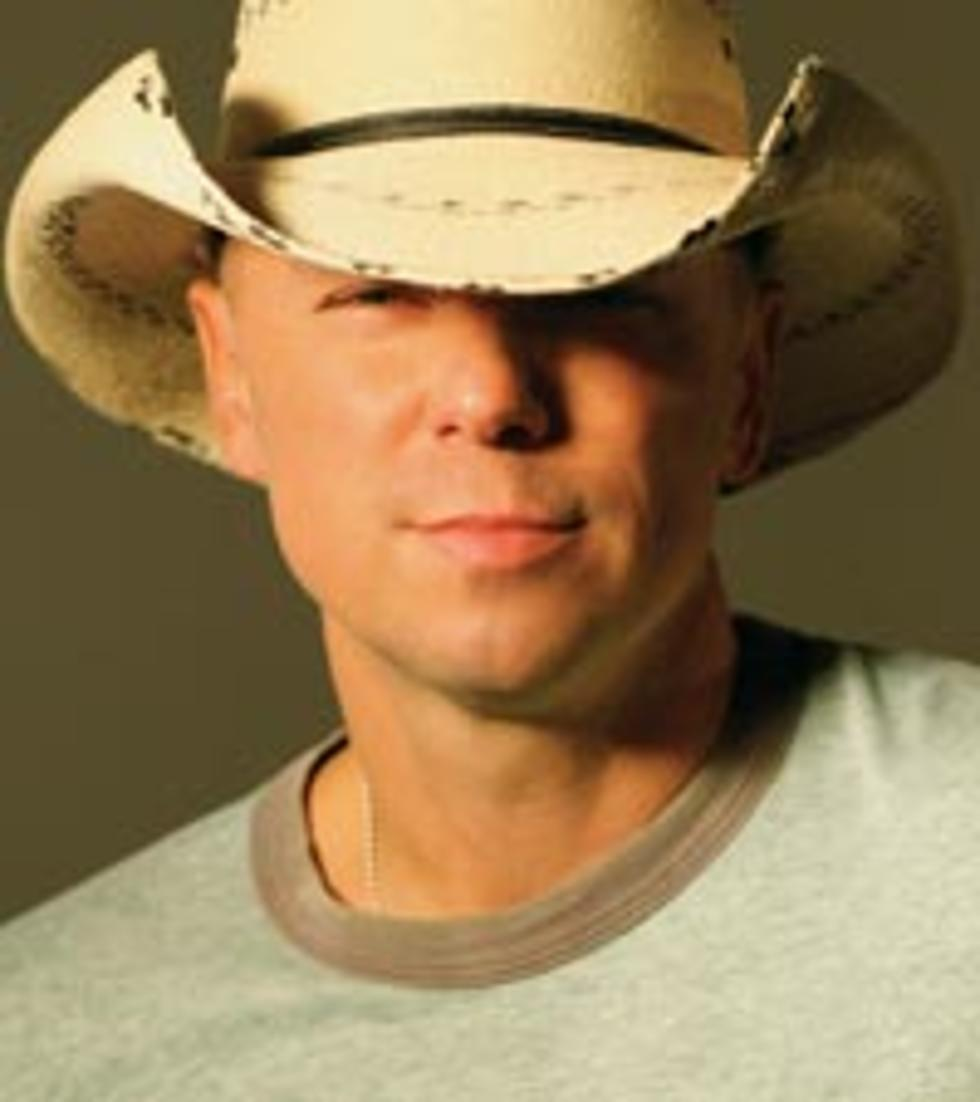 Kenny Chesney Wants Green Beans for Christmas!