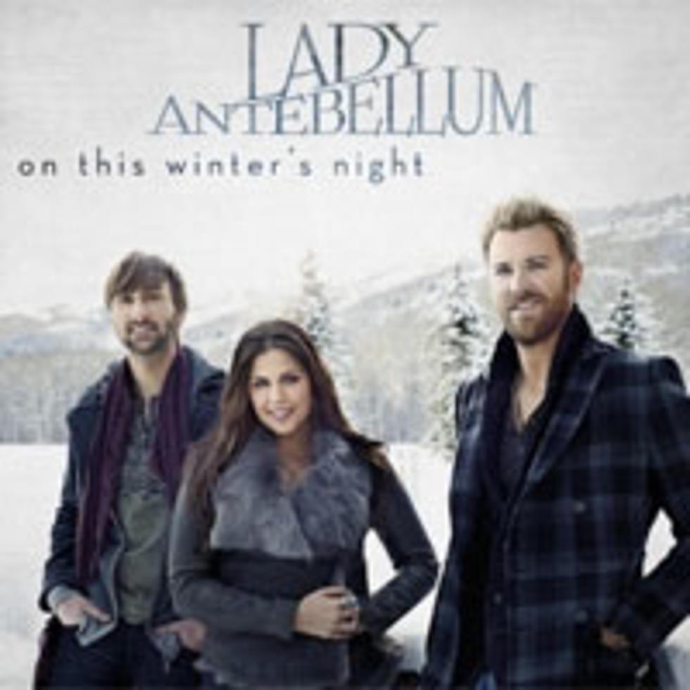 Lady Antebellum Christmas Album Details Revealed