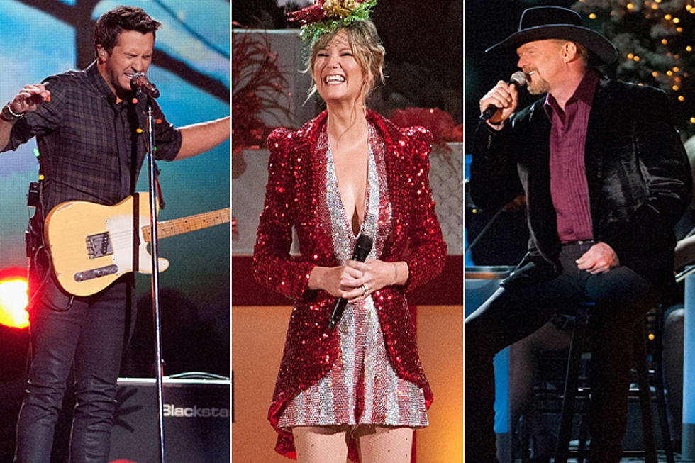Poll: Who Performed Best on \'CMA Country Christmas\'