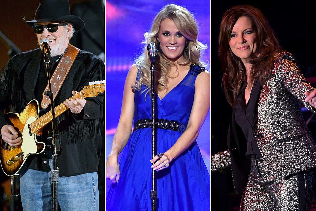 Top 10 Country Christmas Songs