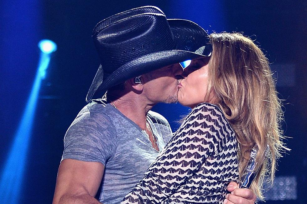 Top 10 Country Songs About Kissing
