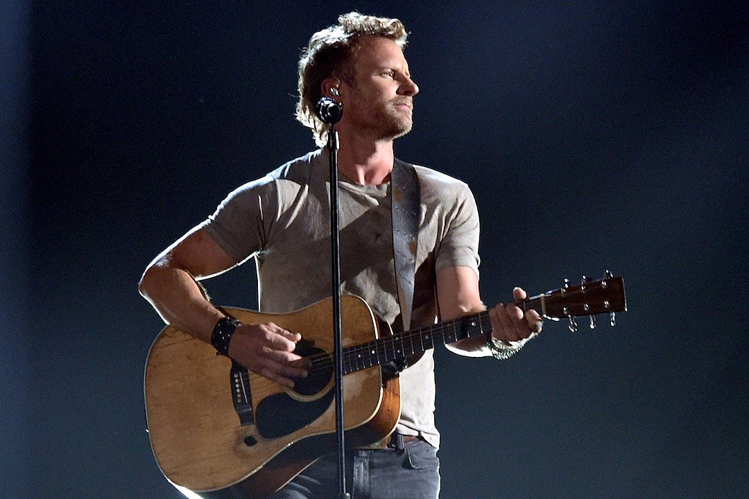 dierks bentley discusses planning his tour