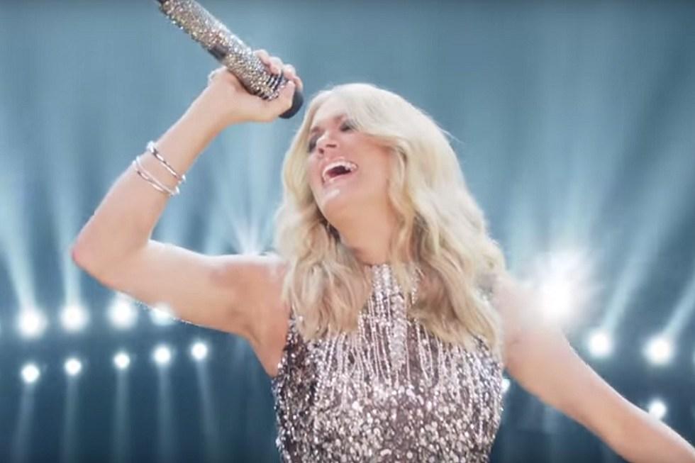 See A Sneak Peak Of Carrie Underwood S 2015 2016 Snf Opening