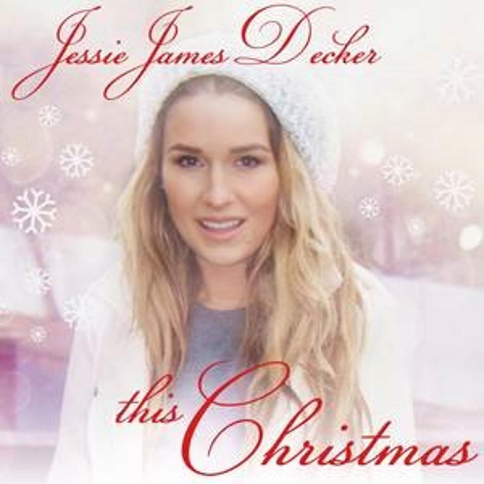 Jessie James Decker Releases New Christmas Album