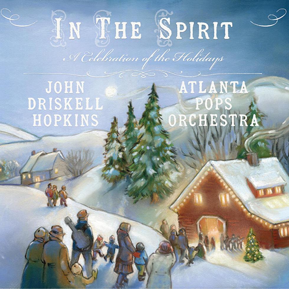 John Driskell Hopkins Releases Christmas Album