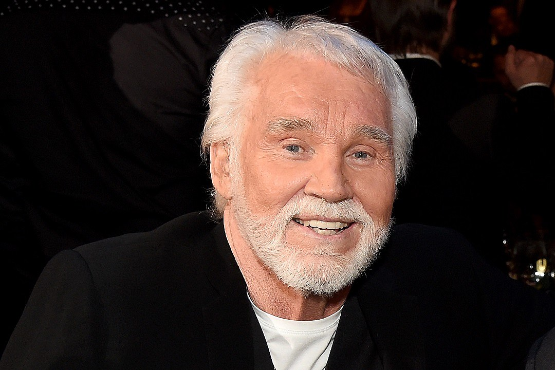 Kenny Rogers to Be Honored With Music City Walk of Fame Star