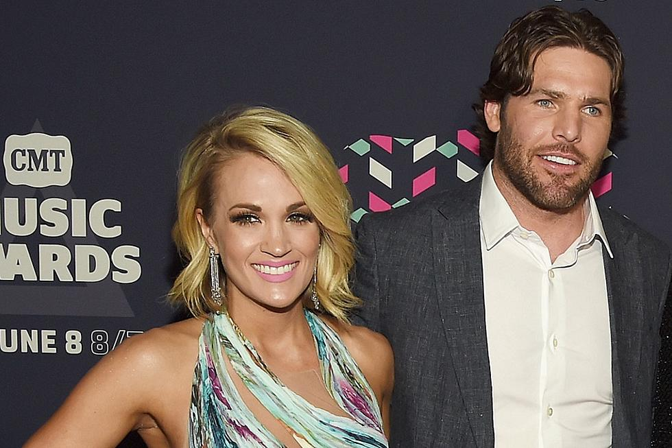 mike fisher carrie underwoods husband