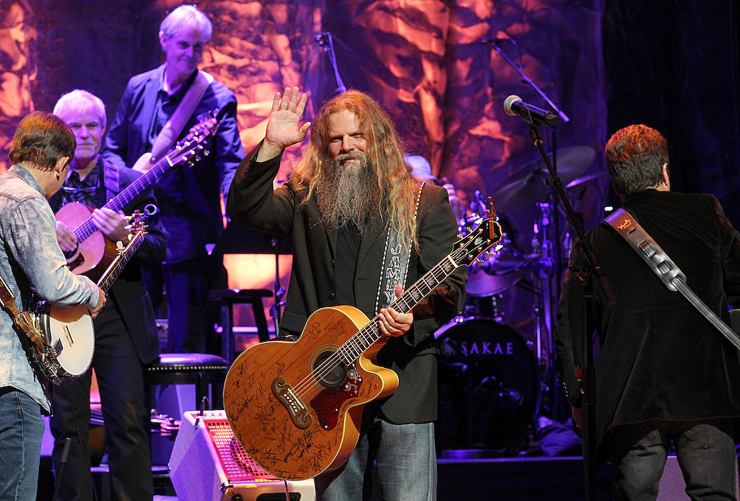 Hear Jamey Johnson Perform Johnny Cash\'s \'Spirit Rider\' [LISTEN]