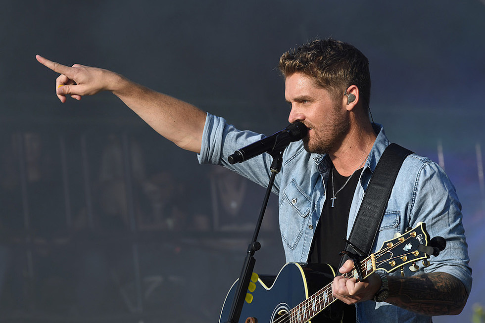 Brett Young Can T Even Imagine Career Success Without Fiancee