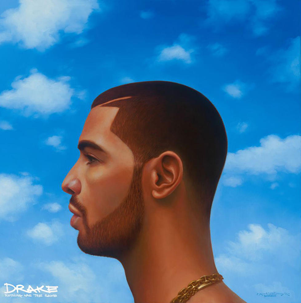 Drakes Nothing Was The Same Cover In Different Hairstyles