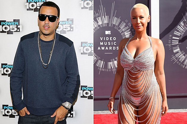 Amber Rose already has a new boo in her life.
