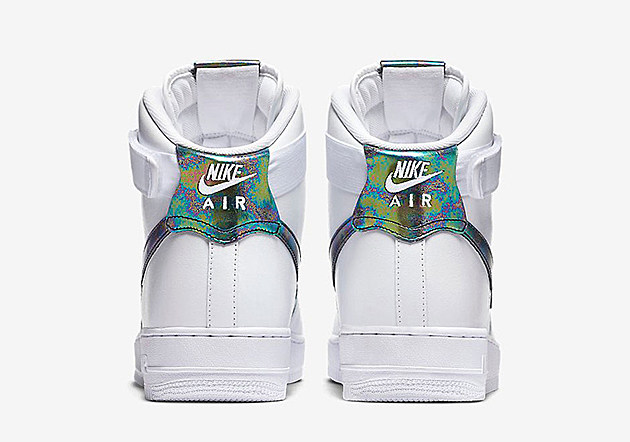 119421b60 ... coupon code for air force 1 high lv8 iridescent at select nike  retailers right now.