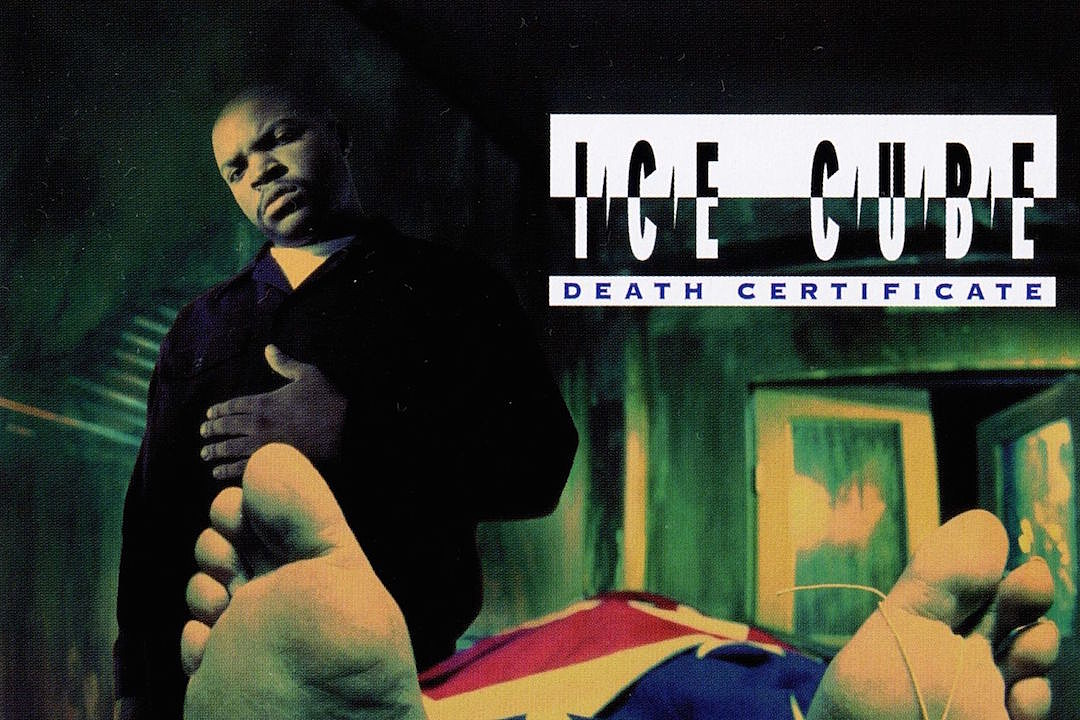 25 Years Later Ice Cubes Death Certificate Is Still Powerful