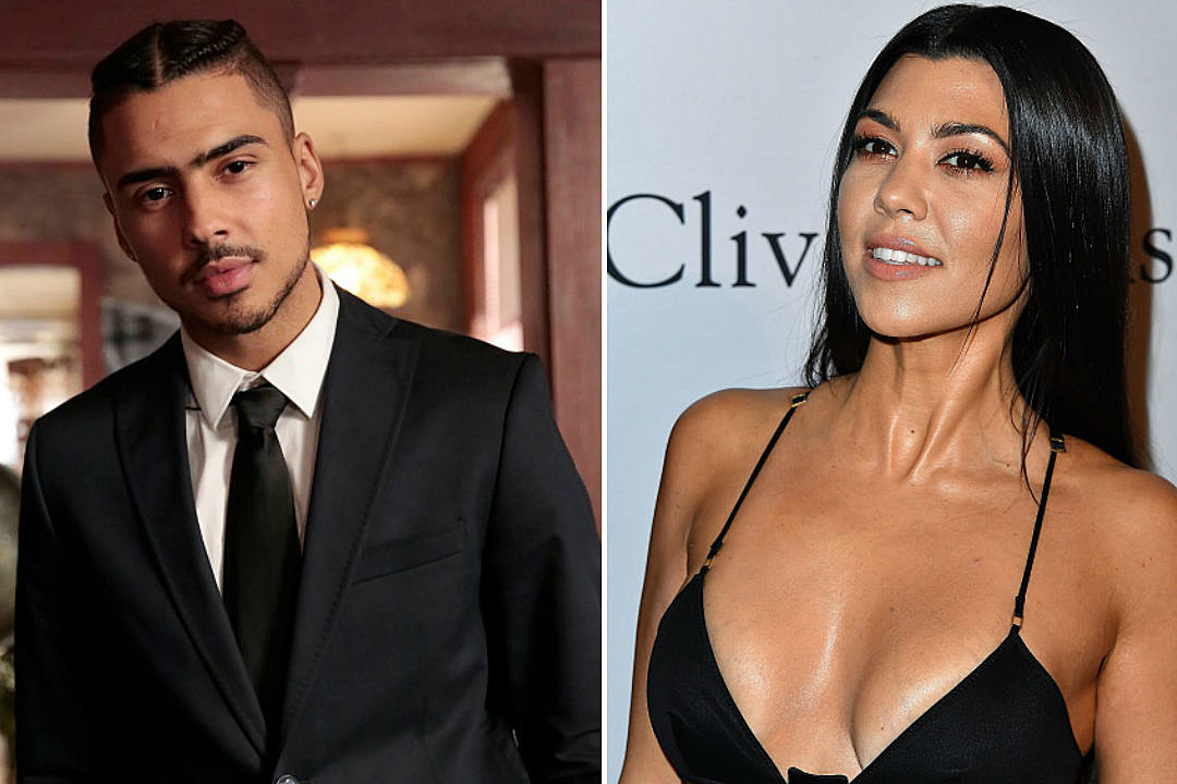 The Sunken Place Is Quincy Brown Kourtney Kardashian S New Boo