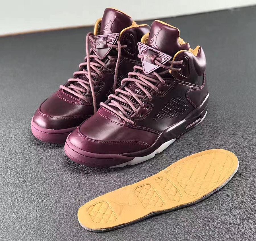 Sneakerhead  Air Jordan 5 Premium Wine 08e7b155a
