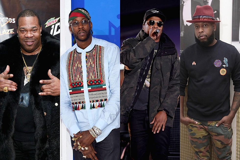 15 Rappers Whove Only Gotten Better With Age