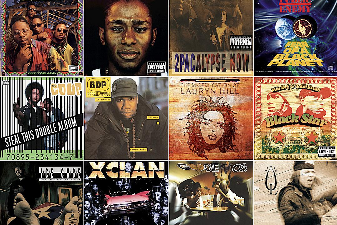 Twenty 90s Albums That Are Unapologetically Black