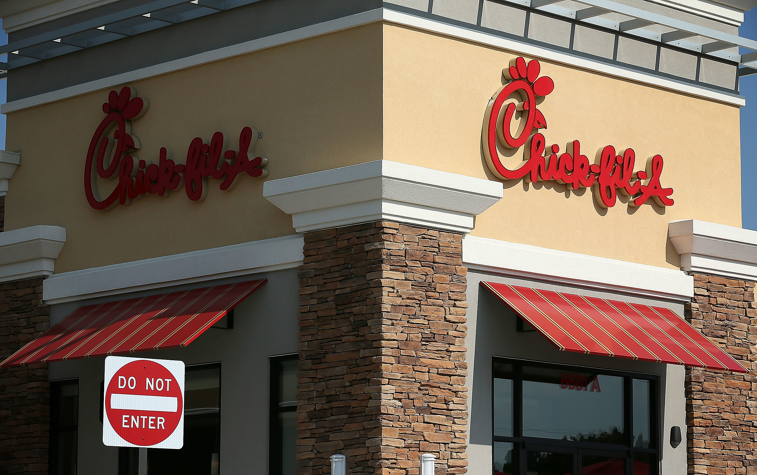 Chick Fil A Great American Steakhouse Plan Airway Locations