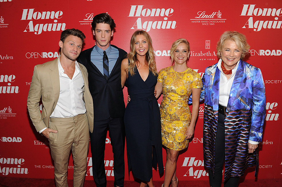 Home Again Starring Reese Witherspoon Movie Review
