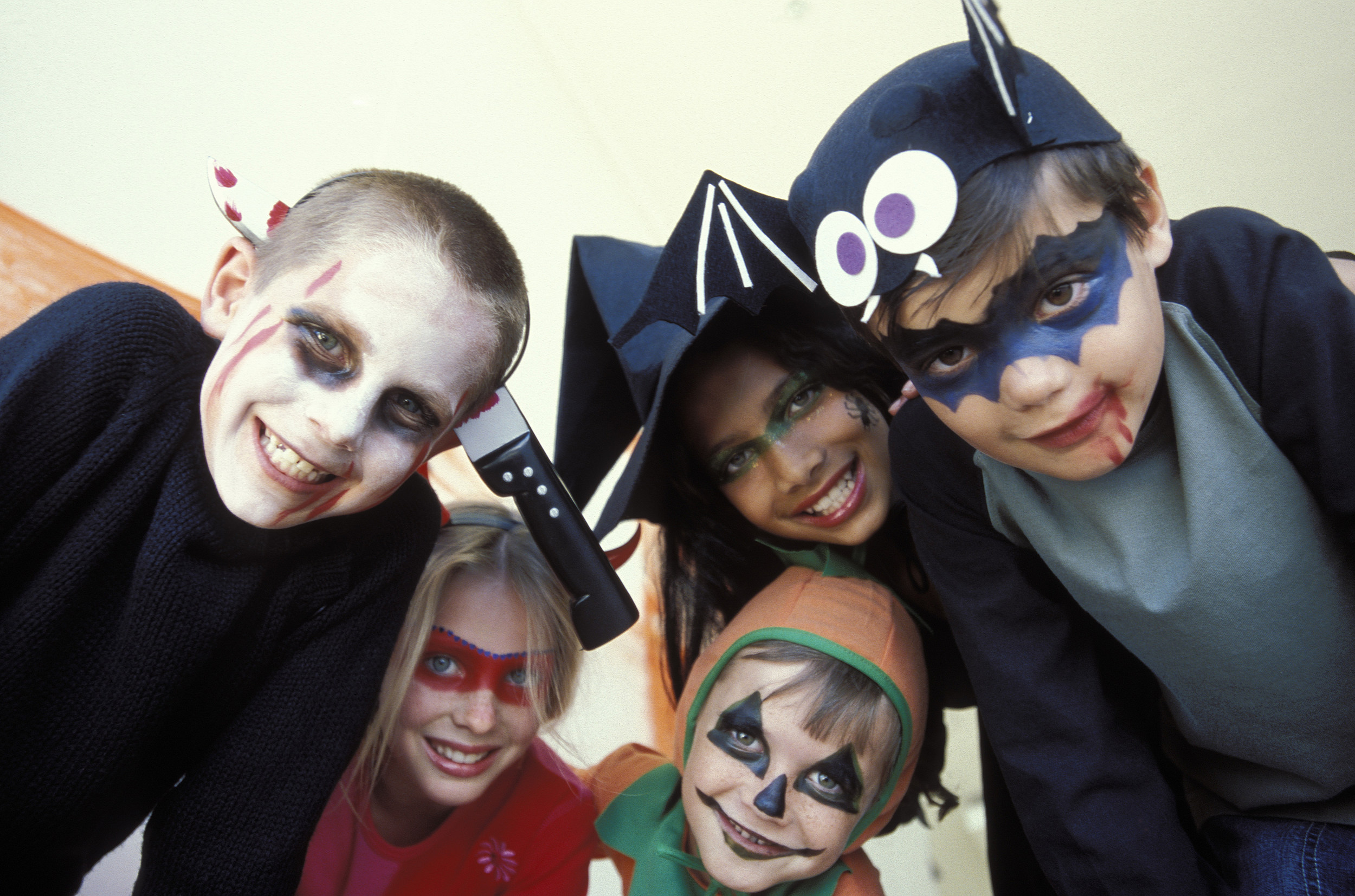 el paso's spooktacular halloween children's carnival is back