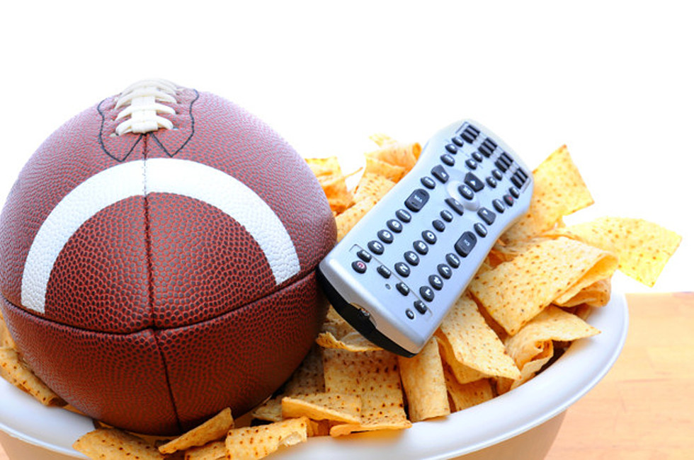 I Will Be Watching The Game And Eating Lots Of Tasty Food From The