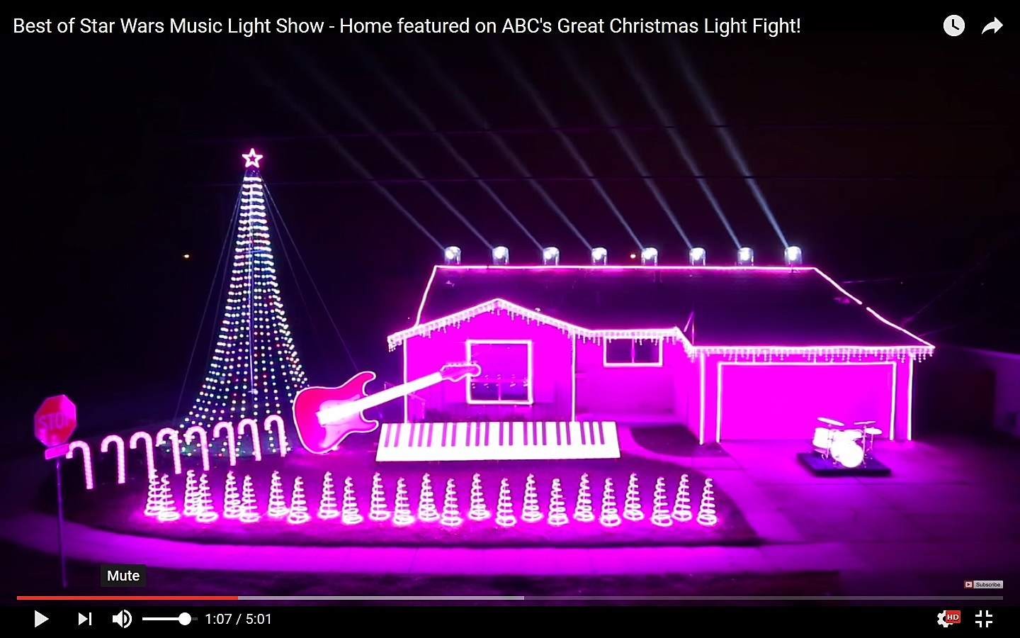 Map To the Treasure Valley's Best Christmas Lights`