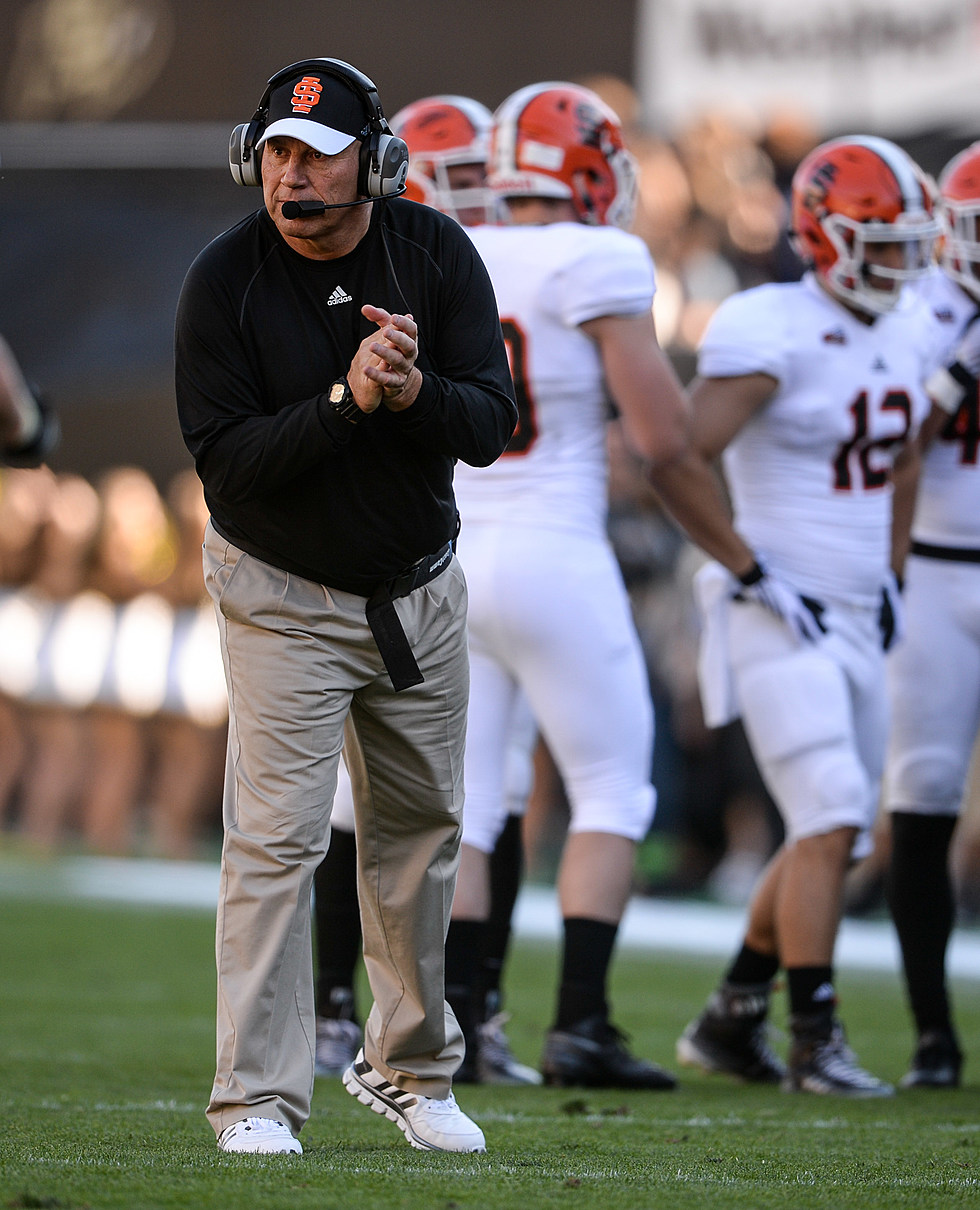 Idaho State Football Coach Gets Contract Extension