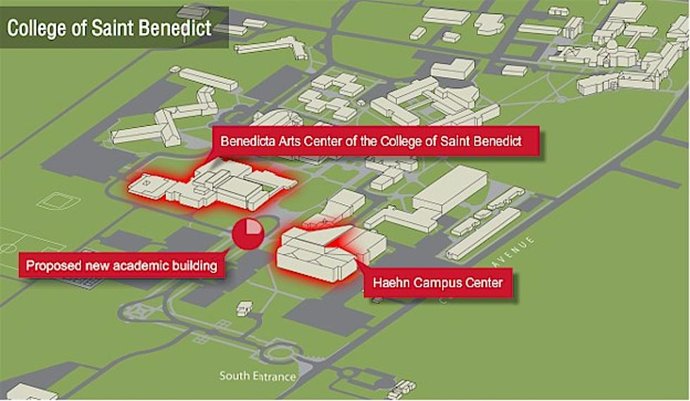 College Of St. Benedict Planning New Facilities [AUDIO]
