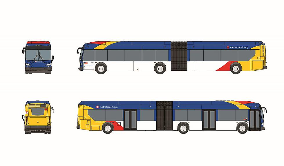 new flyer making battery electric buses for minneapolis