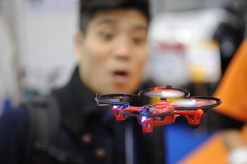 drone parrot solde