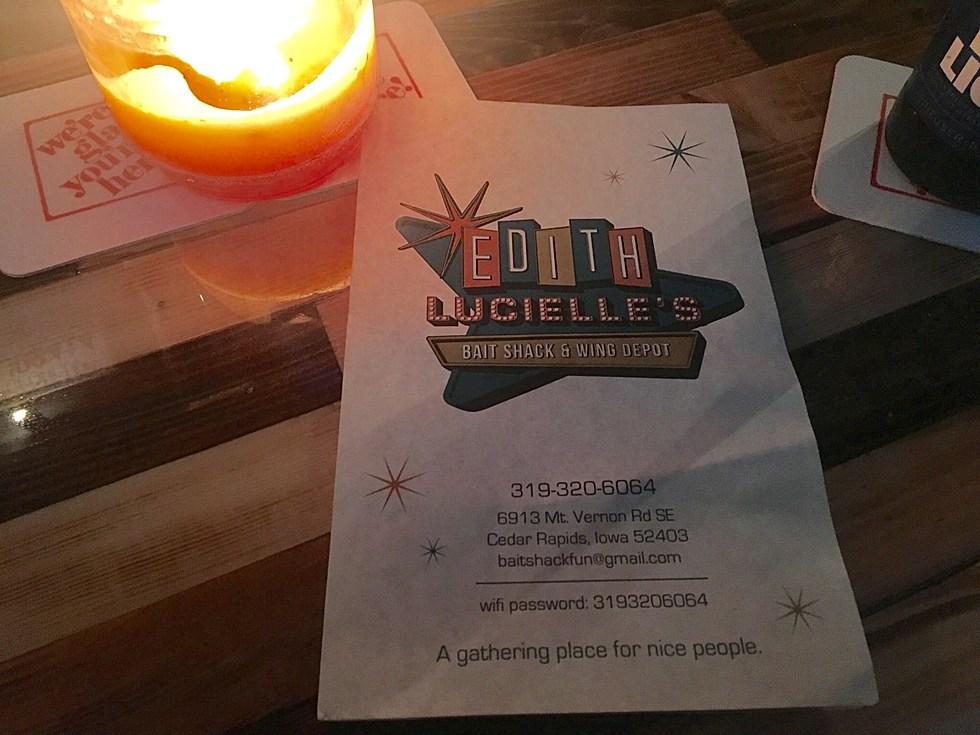 Jaymz Reviews New Restaurant In Cedar Rapids