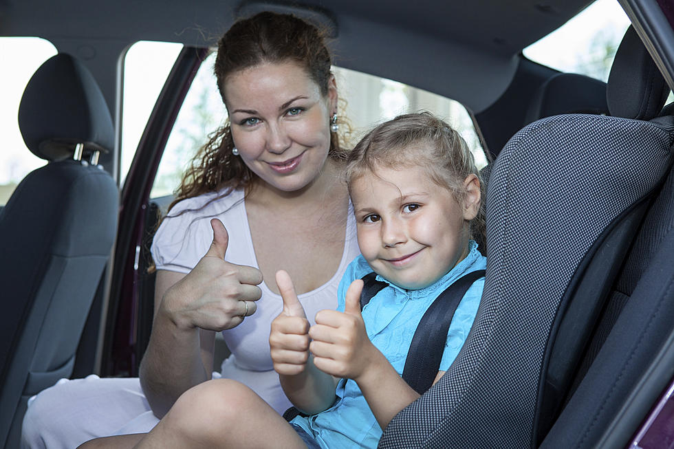 Strict Child Seat Belt Laws To Take Effect In Connecticut