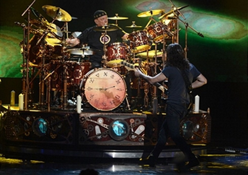 Neil Peart S Guide To His Drum Set