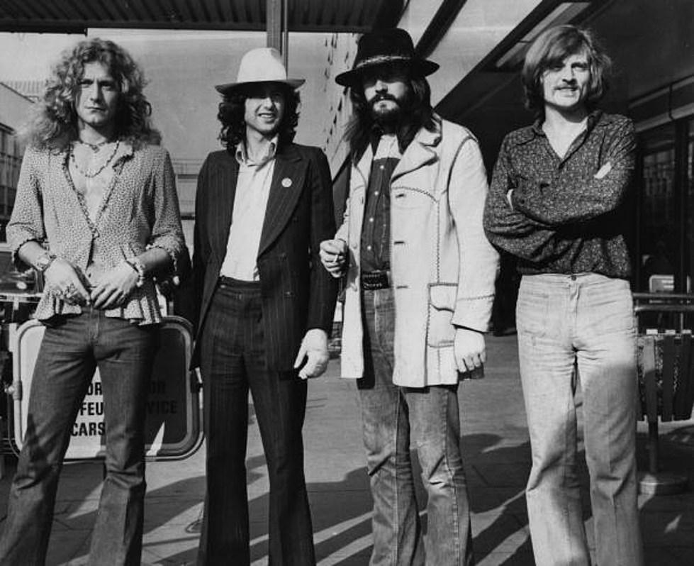 Led Zeppelin Concert Movie At Celebration Cinema Crossroads