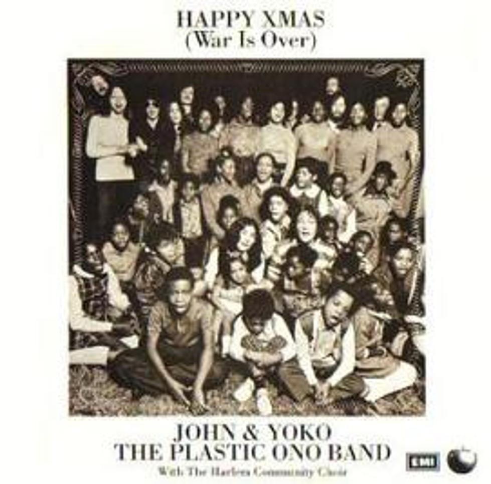 John Lennon\'s \'Happy Xmas\' Song – Why the \'X\' in Christmas?
