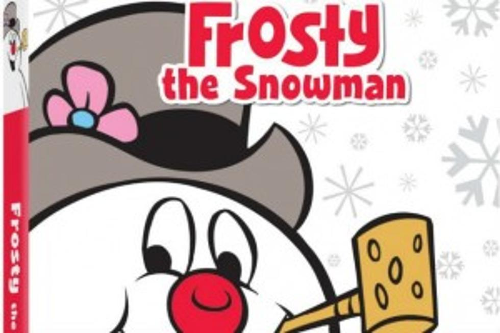 shooting holes in the plot of frosty the snowman