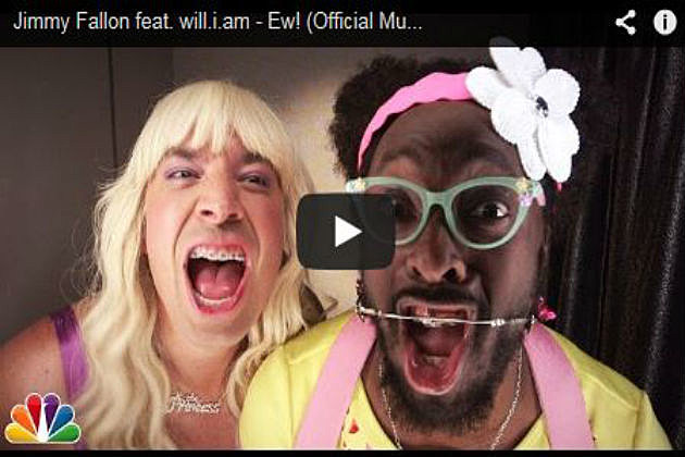 William Jimmy Fallon Become Teenage Girls For Hilarious Ew