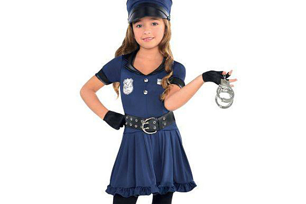 There Little girls in handcuffs suggest you
