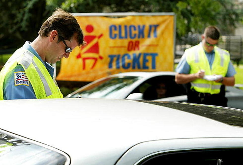 Click It Or Ticket Program Has Maine Police Enforcing Seat Belt Laws
